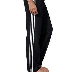 ADIDAS classic triple stripe track pants